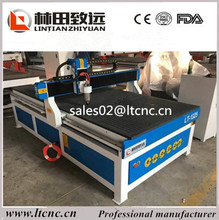 High technology vacuum table 1325 cnc wood router machine, wood engraving cutting cnc router price