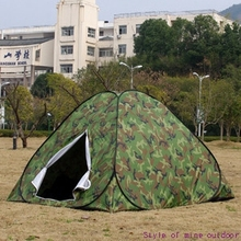 Special offer every day outdoor free of Building 2 3-4 automatic wire camouflage tent, tents and Tarpaulins