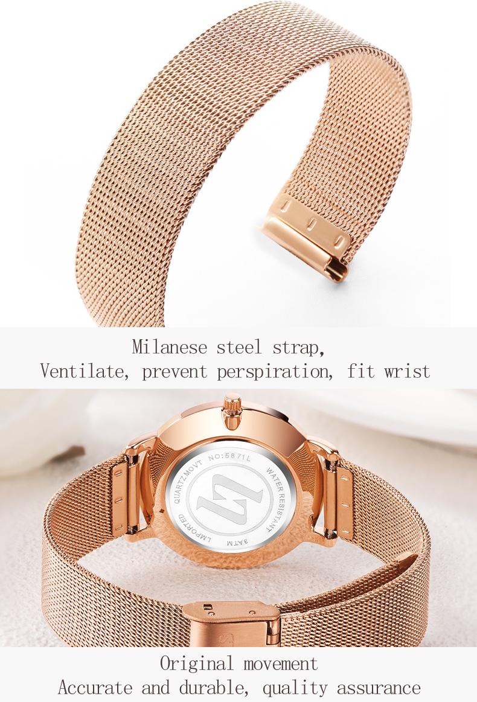 HTB1BsKkSpXXXXczXVXXq6xXFXXXn - OLEVS Luxury Watches Women's Rose Gold Casual Quartz Watch Stainless Steel Watch Water Resistant Clock relojes hombre 2017 saat