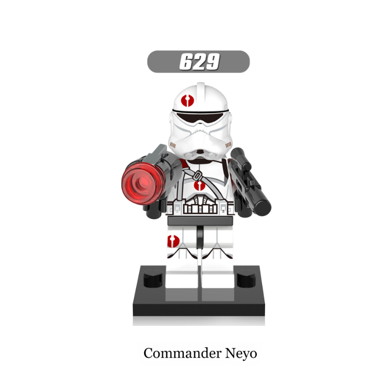 XH629-Commander Neyo