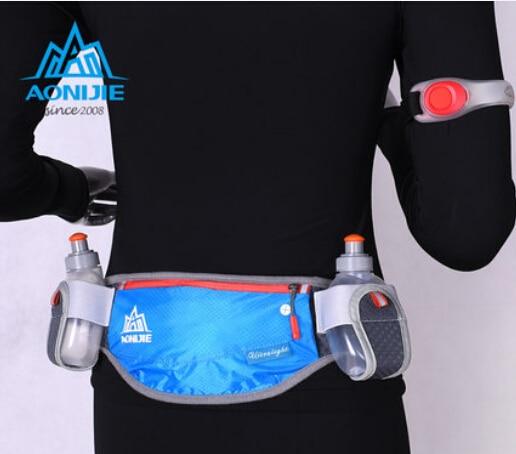 RockBros Sports Bag Running Pocket Belt Case Phone Holder Walking Waist Bag
