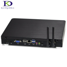 Mini PC barebone i5 4260U Dual Core Windows 10, 1 LAN 12V mini desktop computer HDMI VGA OPT 300M WIFI,HTPC