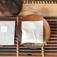 Free shipping! 100pcs 65 X 80mm Thicken PLA Biodegraded Coffee Bags!  Heat sealing Corn Fiber coffee Filters, pyramid/square