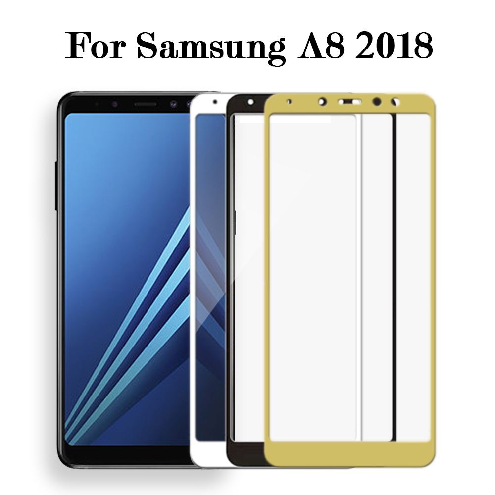 Protective-Glass-On-The-For-Samsung-A8-2018-Tempered-Glas-Galaxy-A82018-A-8-gaxaly-Screen (5)