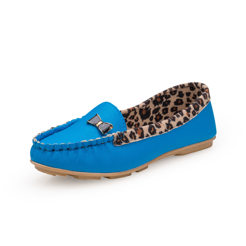 New Arrival 2016 Spring and Autumn Flats for Women Flat heel Shoes Fashion Leopard Flats Women Shoes 2016<br><br>Aliexpress