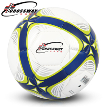 CROSSWAY Brand  Official Size 5 Soccer Ball Football Ball For Training Futebol Ball Soccer Ball Match PU Leather Antislip Futbal