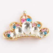 Girls Hair Accessories DIY Projects Diamond Tiaras and Crowns for Making Headband