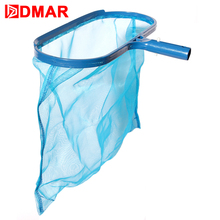 DMAR Net Swimming Pool Skimmer Cleaner PVC Leaf Rake Mesh Net Pool Tools Deep Bag Replaceble Cleaning Equipment Accessories(China)