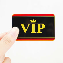 Car Styling VIP Car Sticker Motorcycle Truck Emblem Badge Of For Bmw Audi Nissan Ford Opel Honda Kia Subaru Chevrolet Accessorie