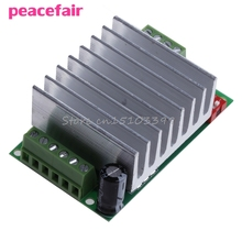 TB6600 DC 10-45V Hybrid Stepper Motor Driver Single Axis Controller Modules -Y121 Best Quality