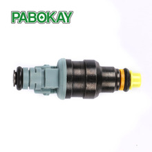 50 pieces x High performance 1600cc CNG fuel injector 0280150846 0280150842 for ford racing car truck with yellow box(China)