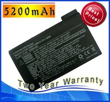 5200mAh Battery for Dell Latitude C500 C510 C540 C600 C610 C620 C640 C800 C810 2J627 2M400 2N990 2P170