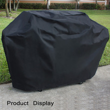 BBQ Cover Barbecue Waterproof Breathable Grill Storage Protection Zip Outdoor(China)