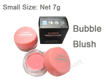 7g Pink Rouge Cream Bubble Blush Make up Blusher for Face