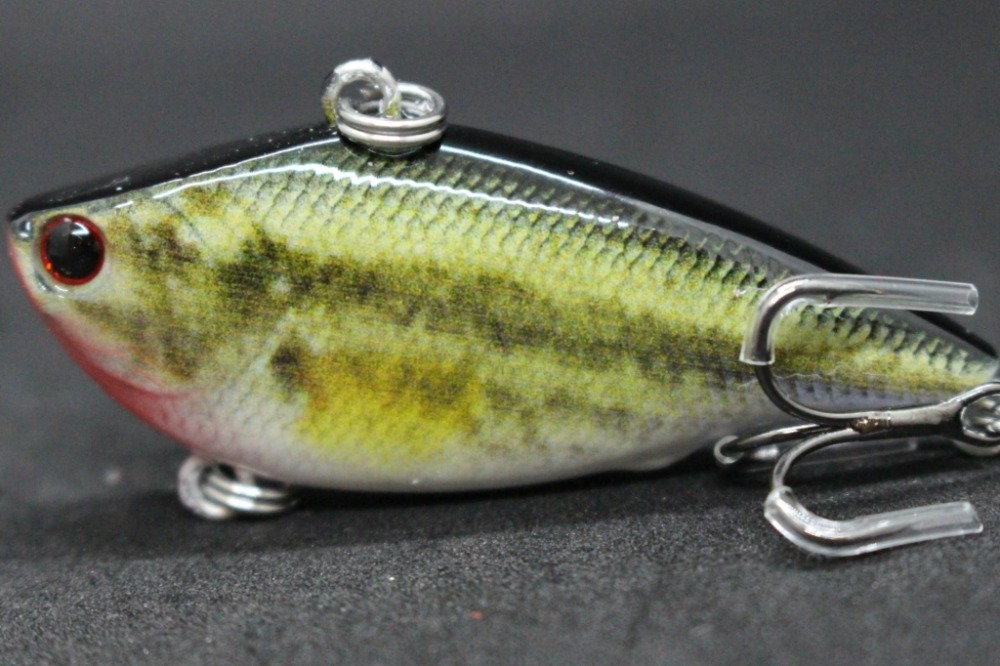 17 wLure Life Like Pattern Fishing Lure with Upgraded Treble Hooks 43
