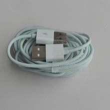 New high-quality USB Sync Data Charging Charger Cable Cord for Apple iPhone 4 4S 4G iPad 2 3 iPod nano touch Adapte
