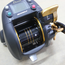 ecooda dragon 7000lb 30kg strong electronic boat fishing reel(China)