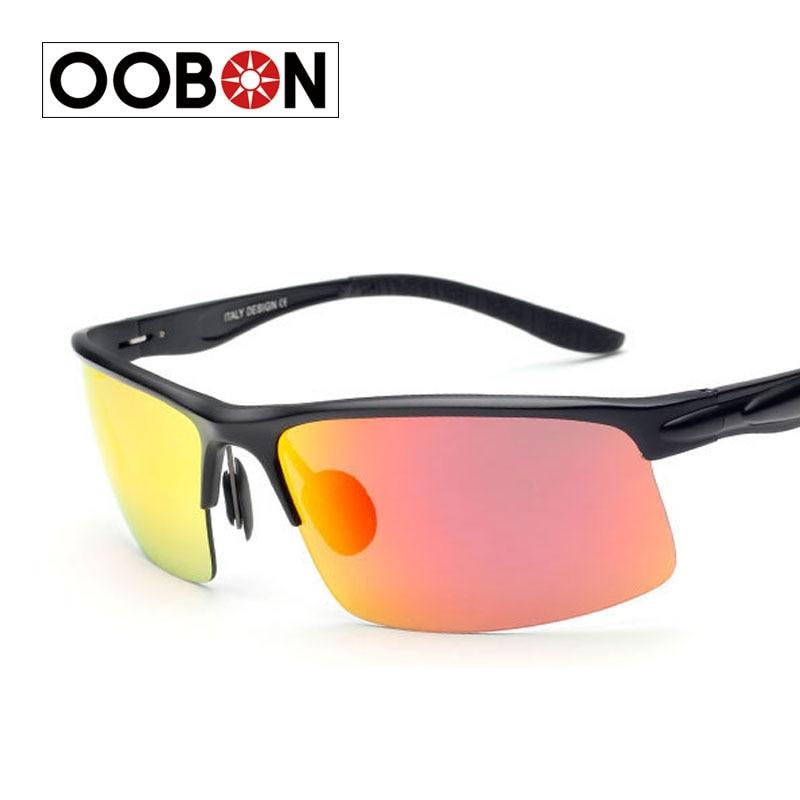 Mens Aluminum Magnesium Polarized SunglassesOutdoor Driving Sun Glass Fishing Sport Eyewear oculos Accessories With Case<br><br>Aliexpress