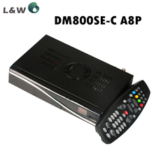 DM800se Satellite Receiver tUNER DVB-C SIM A8P 800hd se Cable Tuner 400 MHz MIPS Processor Free Shipping