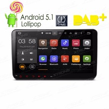 "9"" Android 5.1 OS Special Car GPS Radio Multimedia Player for Volkswagen Jetta 2005-2013 & EOS 2006-2013 & Polo V 6R 2009-2013"