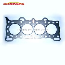 EV EW For HONDA CIVIC Cylinder Head Gasket Engine Parts Automotive Parts China Engine Gasket 12251-PE0-S11 10041800(China)