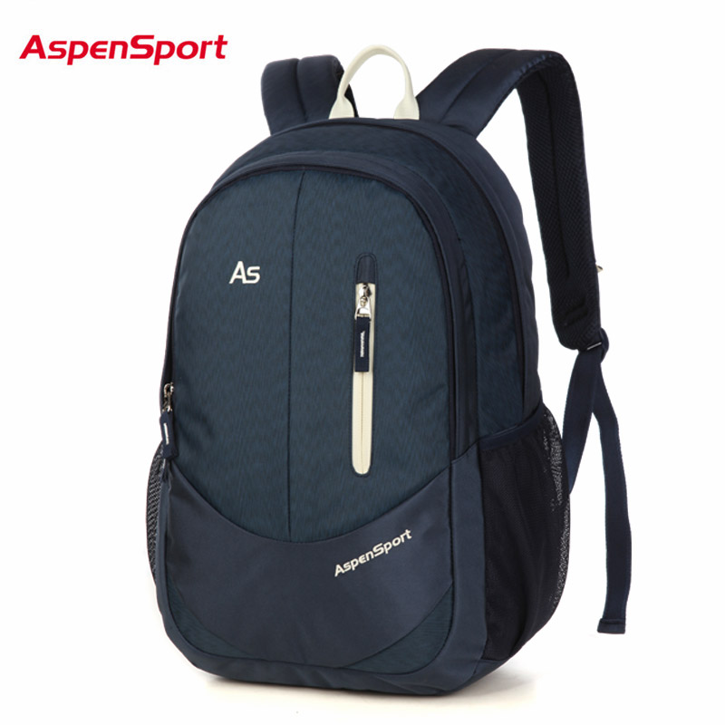 AspenSport Fashion Unisex Backpack Mens Backpack for Laptop Women Notebook Bag Campus Package Leisure Bags For Student 16 Inch <br>