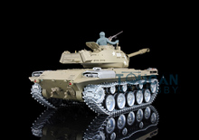 HengLong 1/16 Walker Bulldog RTR RC Tank Model Metal Road Wheels Sound Smog 3839(China)