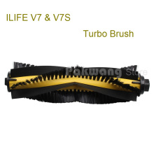 Original ILIFE V7 V7S Robot Vacuum Cleaner Parts, Turbo brush 1 pc from the factory