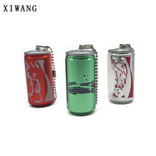 XIWANG Metal Drink Bottle Beer Bottle USB 2.0 Flash Drive 4GB 8GB 16GB 32GB 64GB Portable Pendrive Memory Stick Free Shipping(China)
