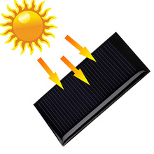 Solar Panel Mini 0.15W 5V Power Panel System DIY Battery Cell Charger Module Portable Panneau Solaire Energy Board 53*30mm