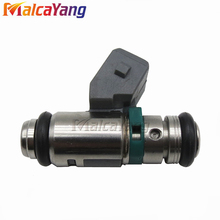 4PCS High performance Flow Matched Fuel Injectors nozzle for Renault Clio 2 Laguna Megane Scenic Thalia 1.4 1.6 IWP 143 IWP143(China)