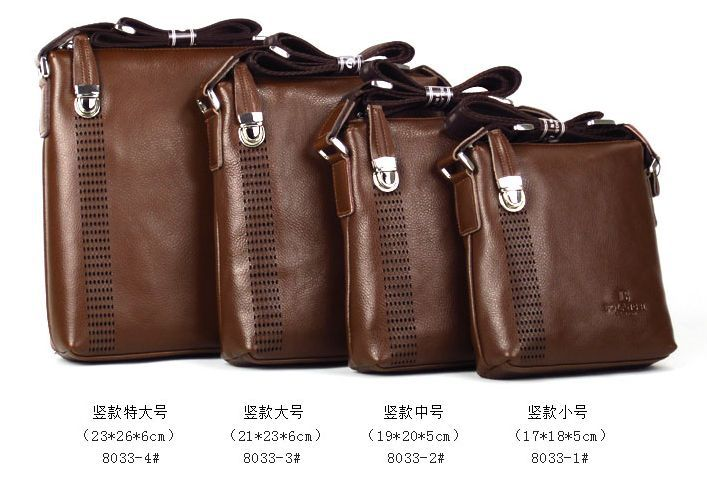 V20 Mens leather man bag  Messenger bag cowhide genuine business and leisure package, free shipping<br><br>Aliexpress