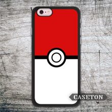 Pokeball Poke Ball font b Case b font For font b iPhone b font font b