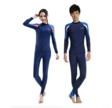Supply fission diving suit, Fission sun-protective clothing, Jellyfish dress surfing Take a two-piece snorkeling,free shipping