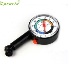 Dependable  New Auto Motor Car Truck Bike Tyre Tire Air Pressure Gauge Dial Meter Vehicle Tester Ma28 dropshipping