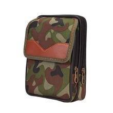 New Military Tactical Camo Belt Pouch Bag Pack Phone Bags Molle Pouch Belt Camp Pocket Waist Fanny Zipper Bag