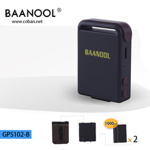 10PCS Baanool GPS Tracker 102b Magnetic Car Vehicle Mini Personal Tracking Device for Vehicle Tracking