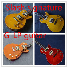 China OEM guitar firehawk electric guitar standard LP Slash signature Many colors to choose from