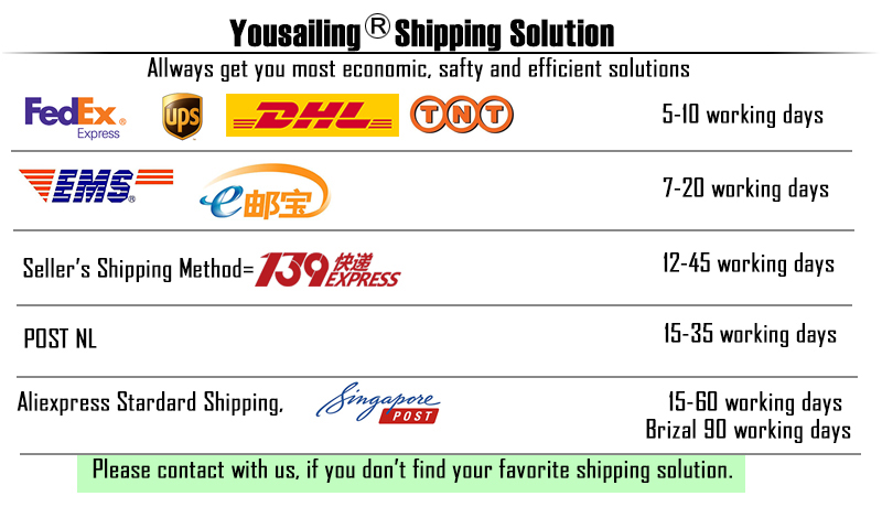 2 shipping sloutions