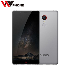 "Original Nubia Z11 Max 4G LTE Mobile Phone 6.0"" 1920x1080P 3/4G RAM 64G ROM Big Battery 4000mAh Fast Fingerprint Smartphone(China)"