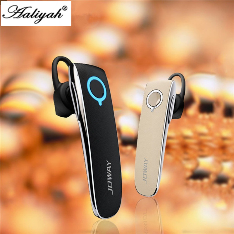 Aaliyah Stereo Bluetooth Headset Smart Business Style Leather Earphone Headphones With MIC for All Smart phones fone de ouvido<br><br>Aliexpress