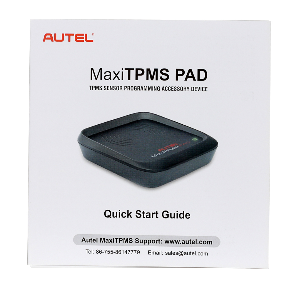 Autel MaxiTPMS PAD (7)