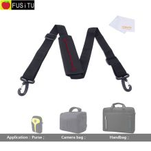 Single Shoulder Sling Black Camera Bag Strap for DSLR Camera Bag