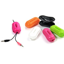 OUNONA CC-917 Lovely Cable Turtle Smart Wrap Organizer For Earphone (Random Color)(China)