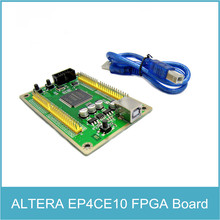 Best price Altera FPGA Board ALTERA Cyclone IV EP4CE10 Board FPGA Development Board Free Shipping(China)