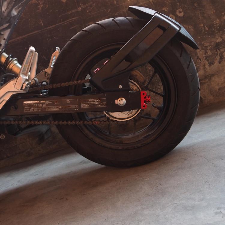 CNC Aluminum Rear Wheel Tire Fender Mudguard Block For MXS125 M3 M5 Motorcycle Rear Fender<br>