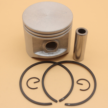Cylinder Piston Rings Kit (50mm) For Husqvarna 371XP 372XP 371 372 Chainsaws # 503 69 12 71