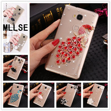 MLLSE Pearl Bling Handmade Diamond PC Hard Back Cover Case For Huawei Mate 10 Pro Mate 10 Mate 9 Mate 9 Rhinestone Cases(China)