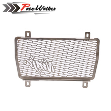 FREE SHIPPING Motorcycle Accessories Radiator Grille Guard Cover ProtectorFor KAWASAKI NINJA 250/300 2013-2015 2016(China)