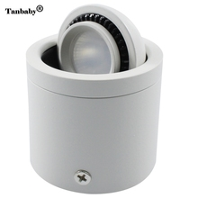 Tanbaby 5W/7W/9W/20W Round COB LED Ceiling Light Kitchen Bathroom Lamp AC85-265V LED Down light Warm White/Cool White(China)